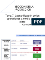 2. El Proceso de Planificacion