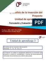 verificacion de proyectos