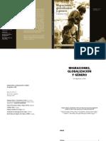 Migraciones Globalizacion y Genero en Arg y Cl