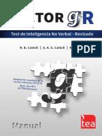 Test Factor GR