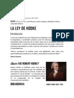 Ley de Hooke ( Versión Final)