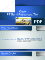 Bumi Resources Case