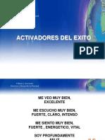 ACTIVADORES DEL EXITO