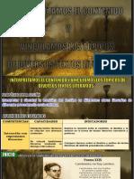 4. INTERPRETAN EL CONTENIDO Y LO VINCULAMOS CON TÓPICOS DE DIVERSOS TEXTOS