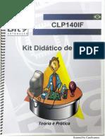 Kit Didático CLP - Teoria e Exercícios