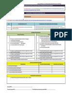 Penulisan Eviden Bagi Standard 3.1 & 3.2