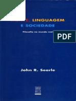 Mente, Linguagem e Sociedade - John R. Searle.pdf