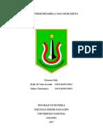 Paper Hukum Termodinamika 2 Dan Aplikasinya