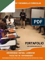 Portafolio - Planificación curricular Edin Quim