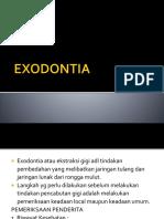 EXODONTIA+pp