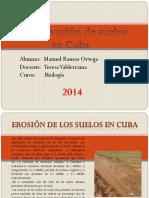 Conservacion de Los Suelos en Cuba