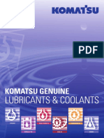 Gen Lubricants Coolants ZCard June2016