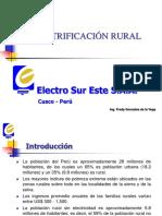 Exposicion Electrificacion Rural