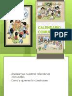 calendario comunal