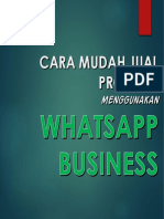 materi pelatihan internet marketing