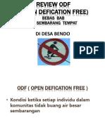 Review Odf Bendo