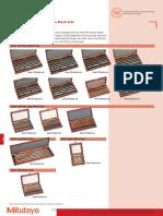 Mitutoyo- Calibration tool