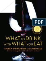 Andrew Dornenburg-WhatToDrinkwitht What You Eat