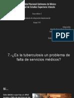 Preguntas tuberculosis