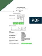 Mathcad - Pipeline Sizing