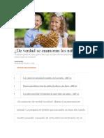 ABC Articulo Niños y Afecto