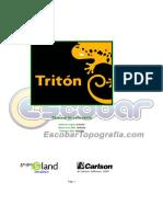 Carlson Manual Software SurvCE Es