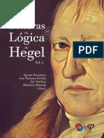 Leituras Da Lógica de Hegel