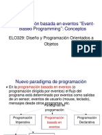 Java Event Based Programming