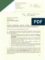 Tatacara Pengurusan Penilaian Selepas Pep Akhir Pkm Kv