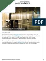 Illuminance Recommendations _ EEP