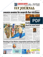 San Mateo Daily Journal 11-12-18 Edition