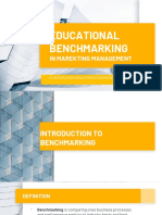 Educational Benchmarking
