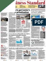 Business Standard 9th Nov 18