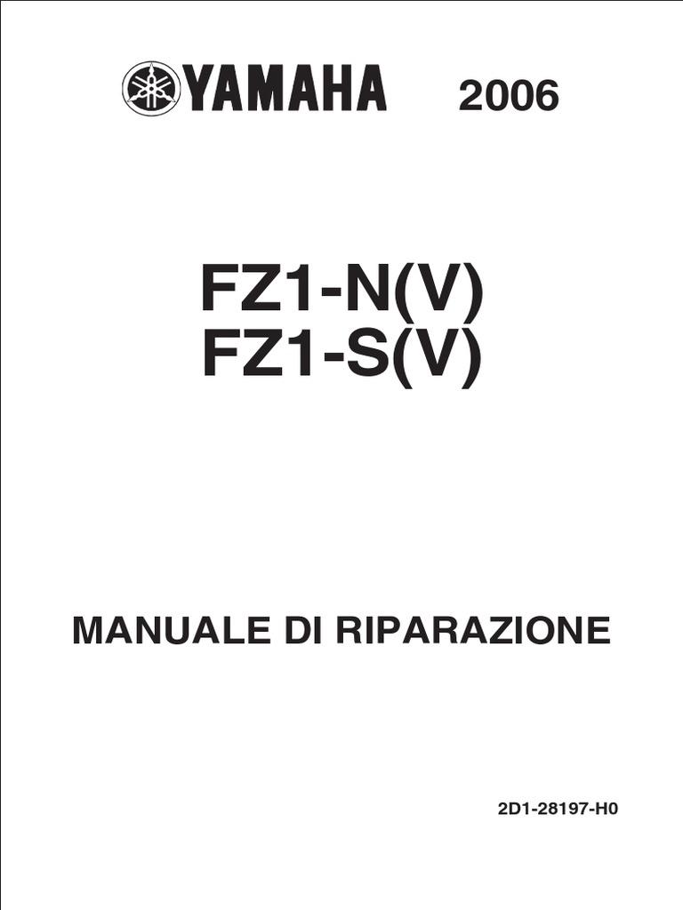 Yamaha FZ1-Service Manual (06)_(ITA)