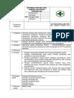 7.4.3.5 Sop Informasi Tentang Efek Samping Dan Resiko Pengobatan