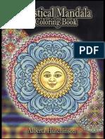 (Dover Coloring Book) -Mystical Mandala Coloring Book  (2007).pdf