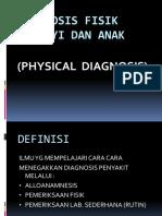 Diagnosis Fisik