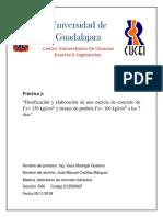 7. Dosificacion y Elaboracion de Mezclas de Concreto 150 Kg