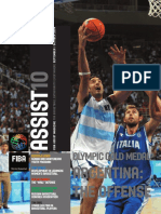 FIBA ASSIST MAGAZINE No10