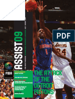 FIBA ASSIST MAGAZINE No9