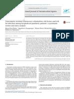 ELSEVIER (2017) Vancomycin Resistant Enterococci journal