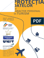 GDPR Turism