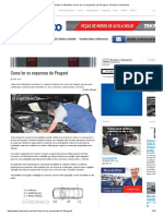 Revista O Mecânico Como Ler Os Esquemas Da Peugeot - Revista O Mecânico