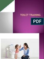 4. Toilet Training D-16