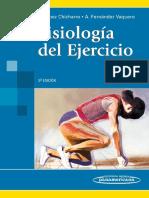 Fisiología Del Ejercicio 3a Ed - J López Chicharro, A Fernández Vaquero