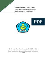 Program Kerja Kepala Paud