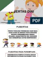 Pubertas Dini