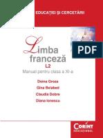 Limba Franceza L2 Clasa a XI