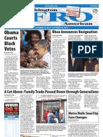 Washington D.C. Afro-American Newspaper, October 16, 2010
