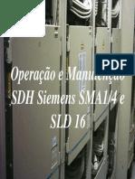 Operação e Manutenção SDH Siemens SMA14 e SLD 16